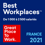 logo Great Place To Work 2021